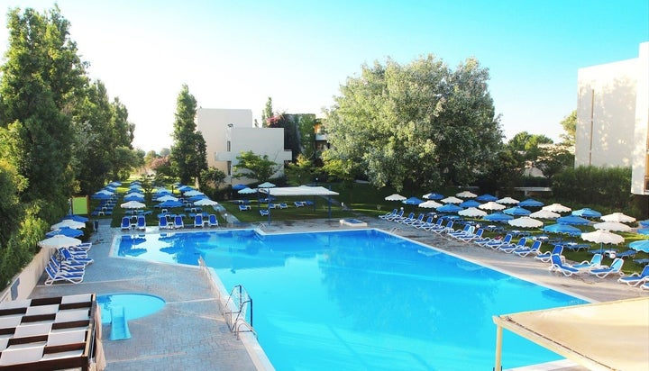 Dessole Lippia Golf Resort in Afandou, Rhodes, Greek Islands