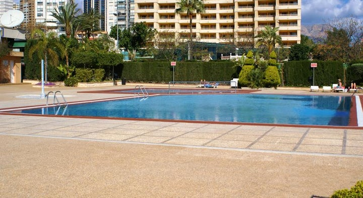 Paraiso 10 Apartments in Benidorm, Costa Blanca, Spain