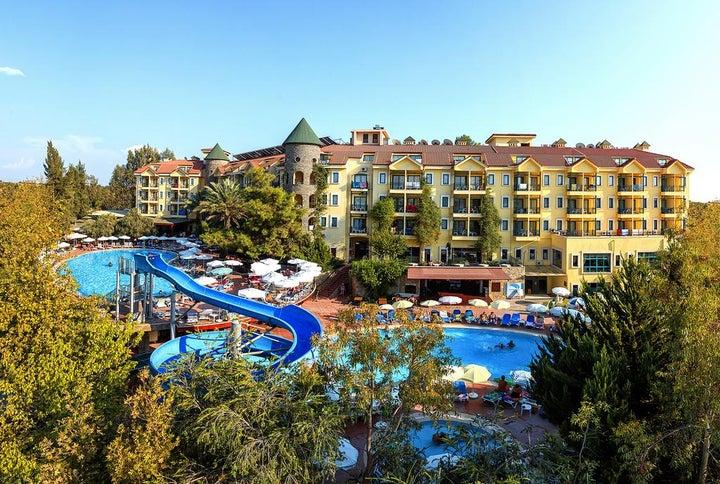 Dosi Hotel in Side, Antalya, Turkey