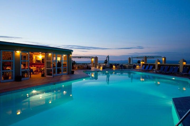 Daphne Holiday Club in Hanioti, Halkidiki, Greece