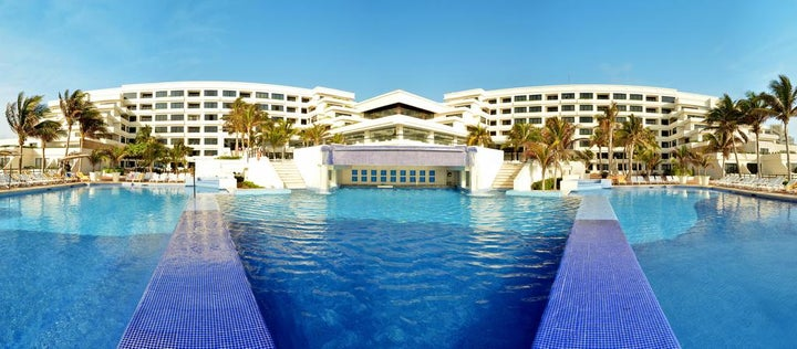 Grand Oasis Sens in Cancun, Mexico