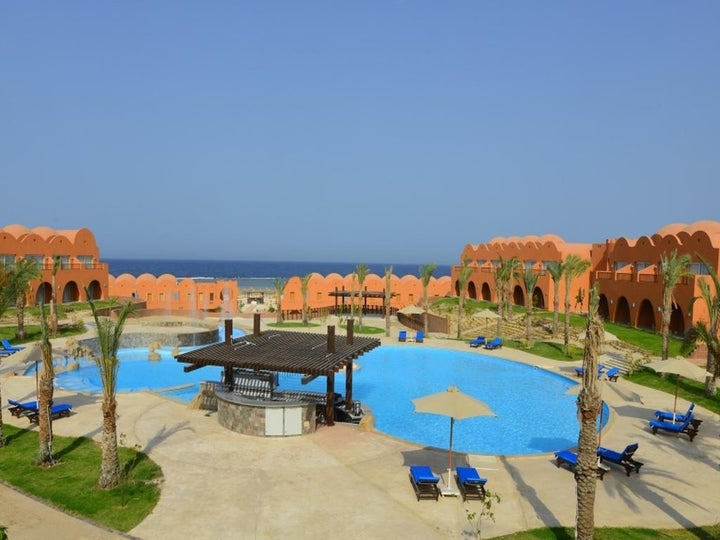 Novotel Marsa Alam in Marsa Alam, Red Sea, Egypt