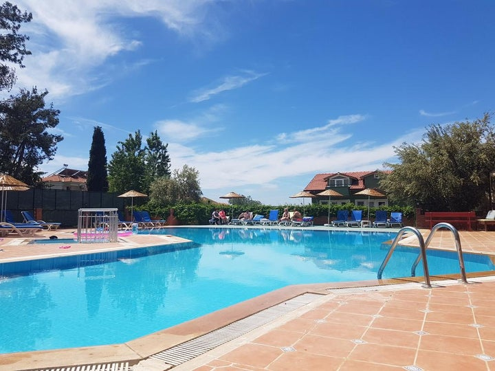 Tunacan Hotel in Olu Deniz, Dalaman, Turkey