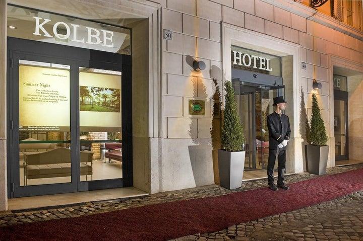 Kolbe Hotel Rome in Rome, Italy