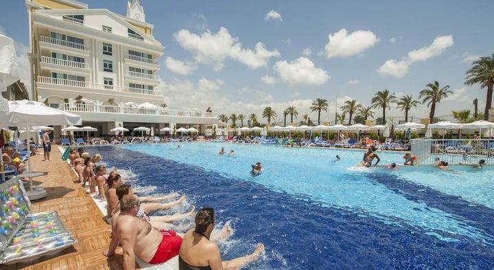 Dream World Resort in Side, Antalya, Turkey