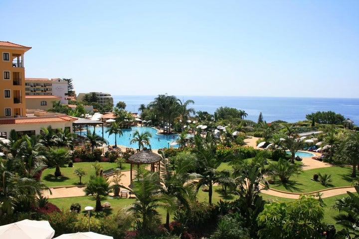 Porto Mare Hotel in Funchal, Madeira, Portugal