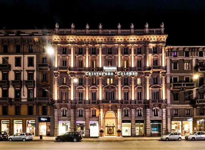 Worldhotel Cristoforo Colombo in Milan, Lombardy, Italy