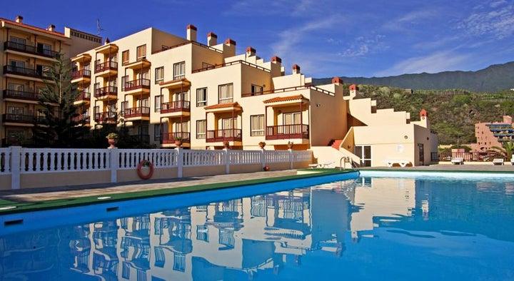 Centrocancajos Hotel in Los Cancajos, La Palma, Canary Islands