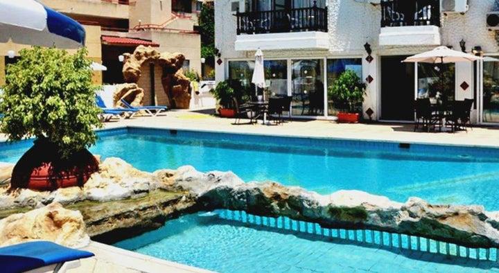 Larco Hotel in Larnaca, Cyprus
