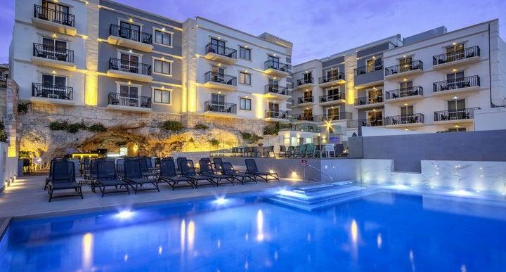 Solana Hotel And Spa Malta