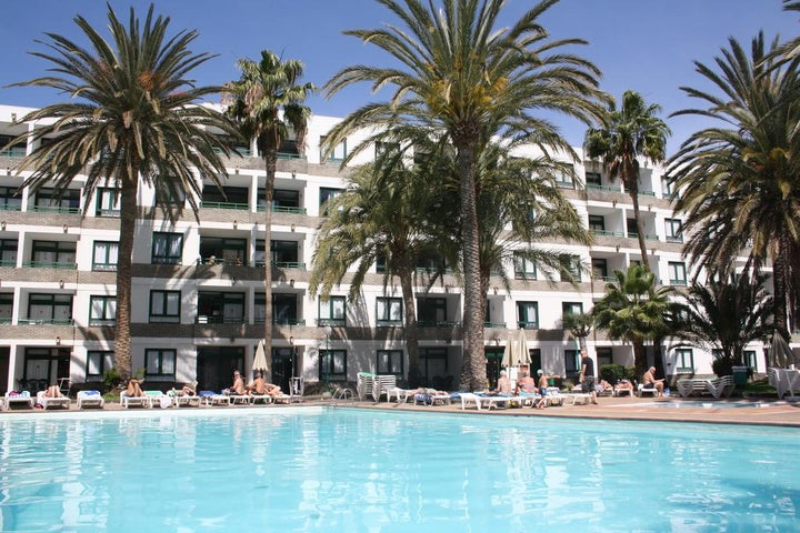 Apartaments Alsol Walhalla in Playa del Ingles, Gran Canaria, Canary Islands