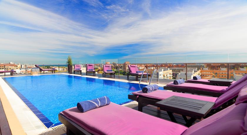 H10 Marina Barcelona In Spain Holidays From 309pp Loveholidays