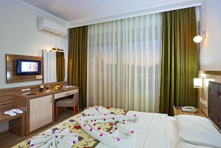 Venus Hotel in Side, Antalya, Turkey