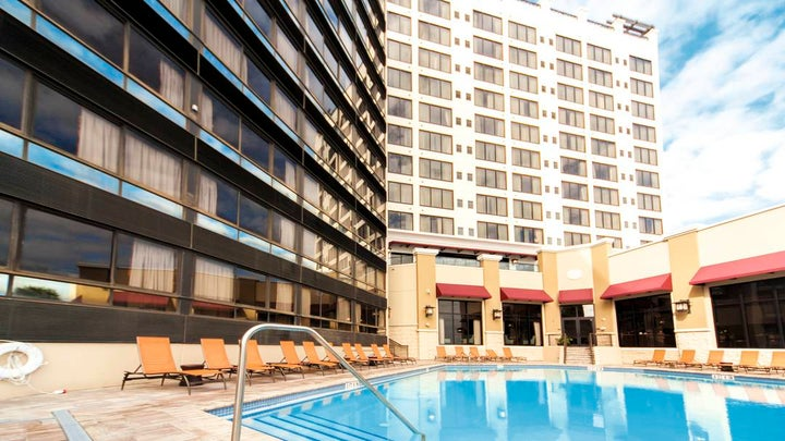 Ramada Plaza Resort & Suites International Drive in Orlando, Florida, USA