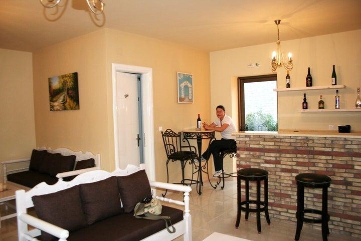 Bonos Apartments in Stoupa, Peloponnese, Greece