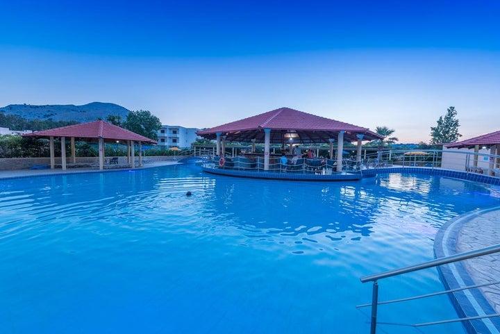 Fantasy Hotel in Kolymbia, Rhodes, Greek Islands