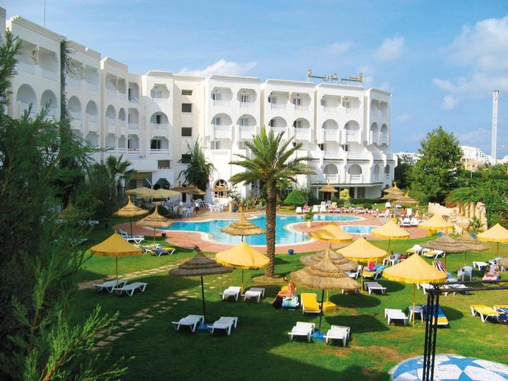 Houria Palace Hotel Image 0