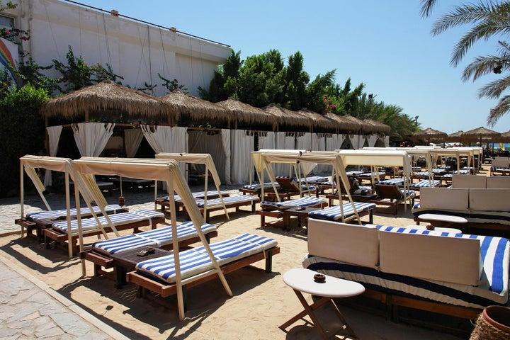 Elysees Dream Beach Hotel in Hurghada, Red Sea, Egypt