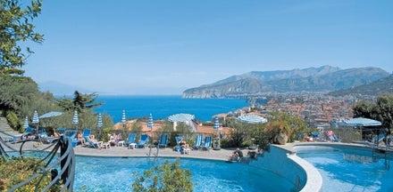 Grand Hotel Capodimonte in Sorrento, Neapolitan Riviera, Italy