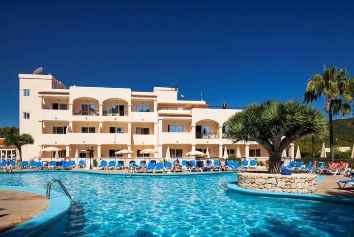 Invisa Figueral Resort in Playa Figueral, Ibiza, Balearic Islands