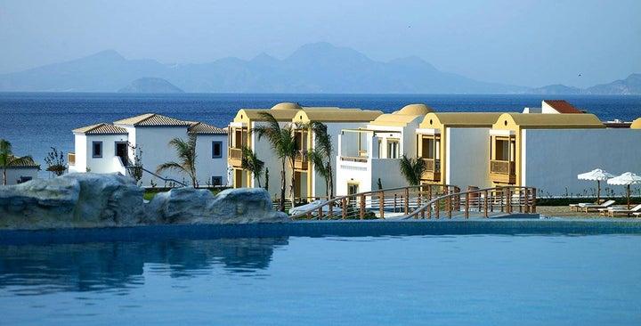 Mitsis Blue Domes Resort & Spa in Kardamena, Kos, Greek Islands