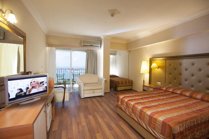 Didim Beach Resort Aqua And Elegance Thalasso Image 1