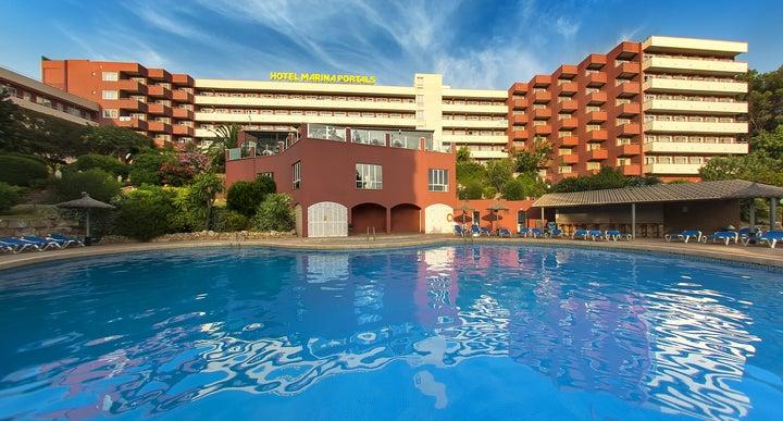 Salles Hotels Marina Portals In Nous Majorca Balearic Islands