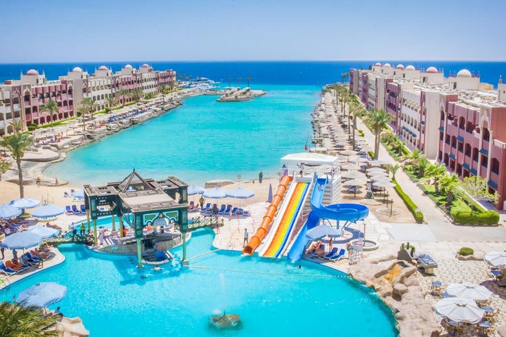 Sunny Days el Palacio Resort & Spa in Hurghada, Red Sea, Egypt