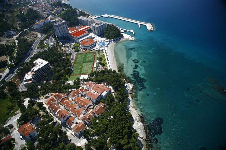 Beach Apartment Lavica in Podstrana, Central Dalmatia, Croatia