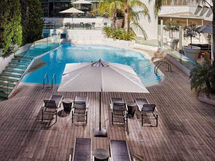 Galaxy Iraklio Hotel in Heraklion, Crete, Greek Islands