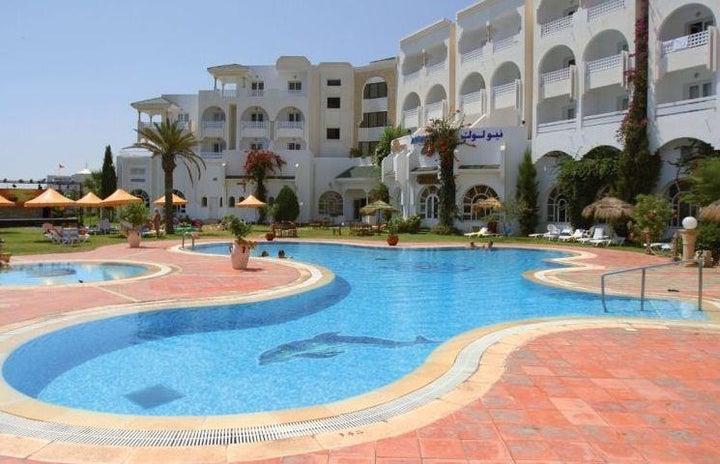 Houria Palace Hotel Image 7