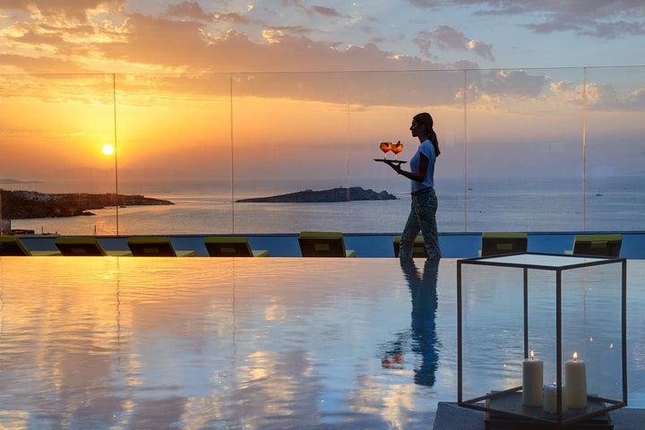 Myconian Korali - Relais and Chateaux Hotel in Mykonos Town, Mykonos, Greek Islands