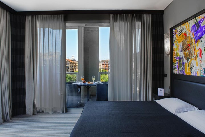 Twenty One Hotel in Rome, Italy