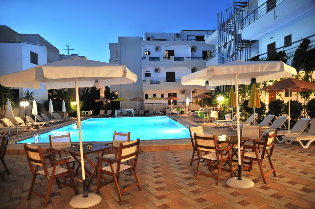 Santa Marina Hotel And Apartments In Kos Town, Kos | Holidays From £204pp |  Loveholidays