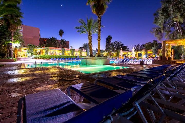 Hotel Farah Marrakech in Marrakech, Morocco