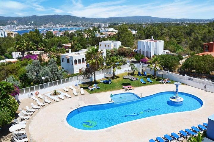 Hotel Apartamentos Monterrey (ex. Club Monterrey Aparthotel) in San Antonio, Ibiza, Balearic Islands