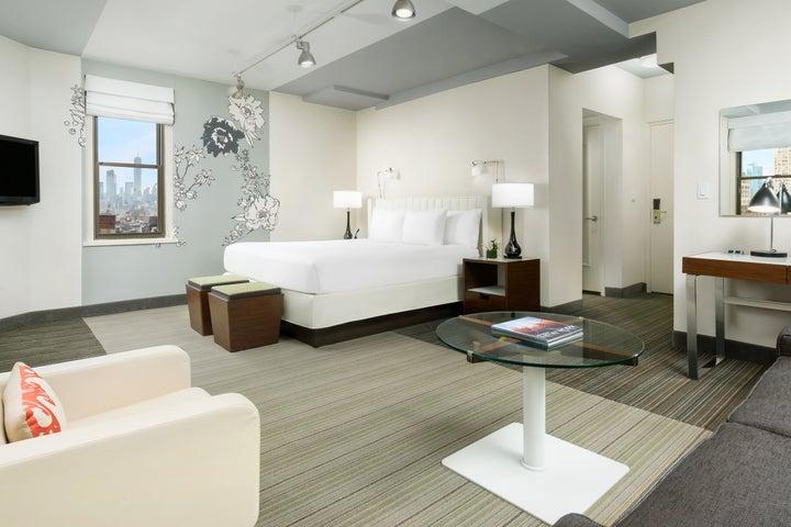Stewart Hotel in New York, New York, USA