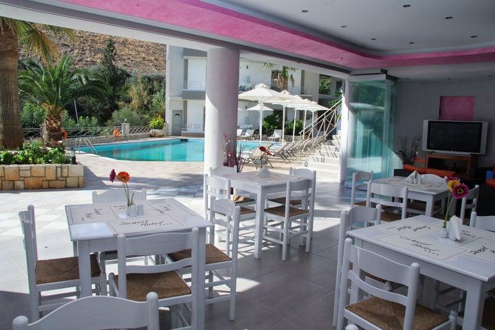 Sunset Hotel Apartments Bali in Bali (Crete), Crete, Greek Islands