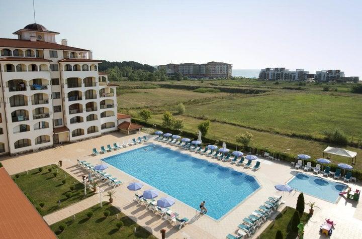 Sunrise All Suites Resort in Obzor, Bulgaria