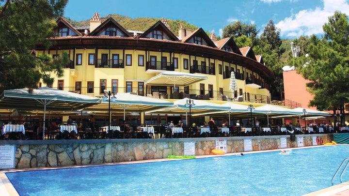 Marmaris Park Hotel in Icmeler, Dalaman, Turkey