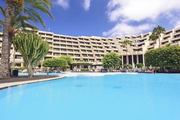 Occidental Lanzarote Playa in Costa Teguise, Lanzarote, Canary Islands