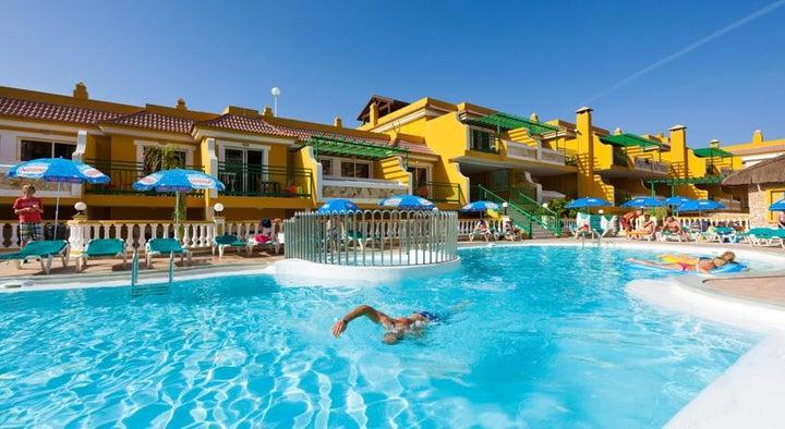 Caleta Garden Apartments in Caleta de Fuste, Fuerteventura, Canary Islands