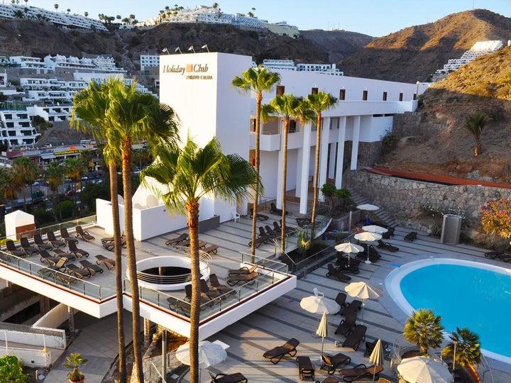 Holiday Club Puerto Calma in Puerto Rico (GC), Gran Canaria, Canary Islands