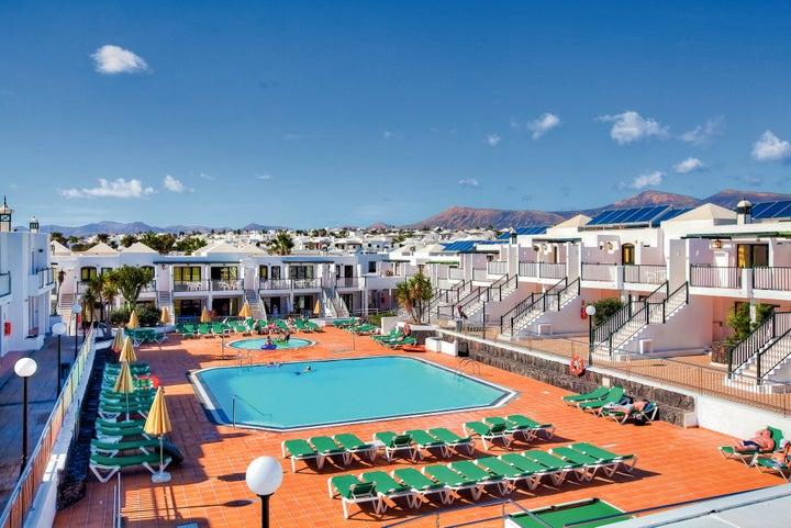 Bitacora Lanzarote Club Apartments in Puerto del Carmen, Lanzarote, Canary Islands