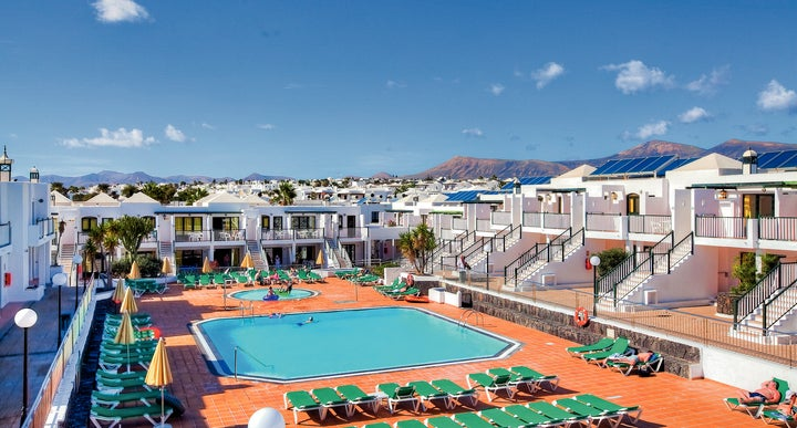Bitacora lanzarote club apartments in puerto del carmen lanzarote holidays from 180pp - Lanzarote walks from puerto del carmen ...