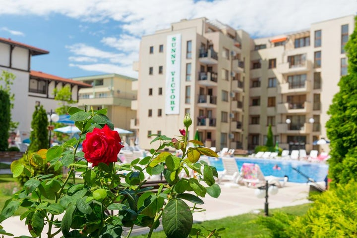Sunny Victory in Sunny Beach, Bulgaria
