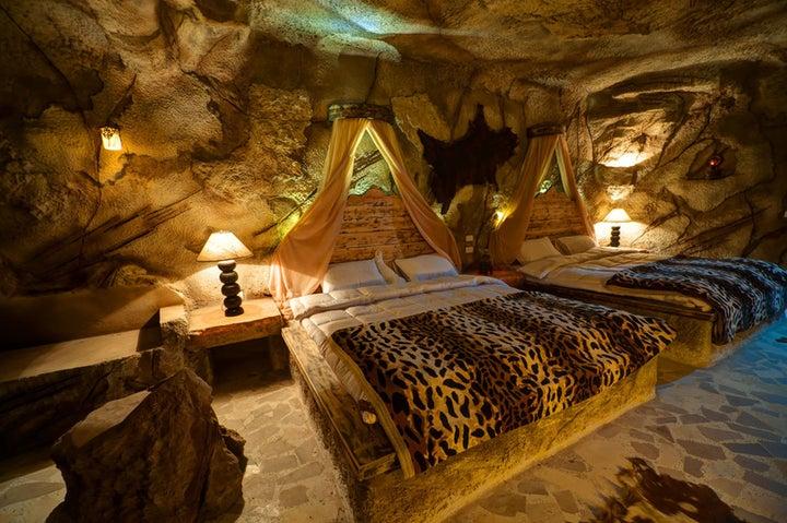 Caves Beach Resort Hurghada Image 76