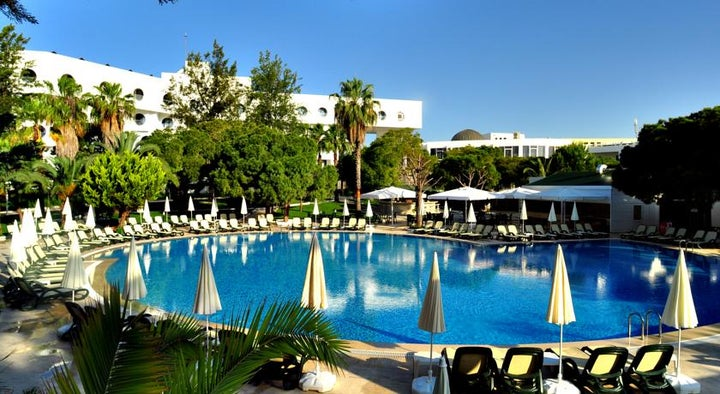 Maritim Hotel Saray Regency in Side, Antalya, Turkey