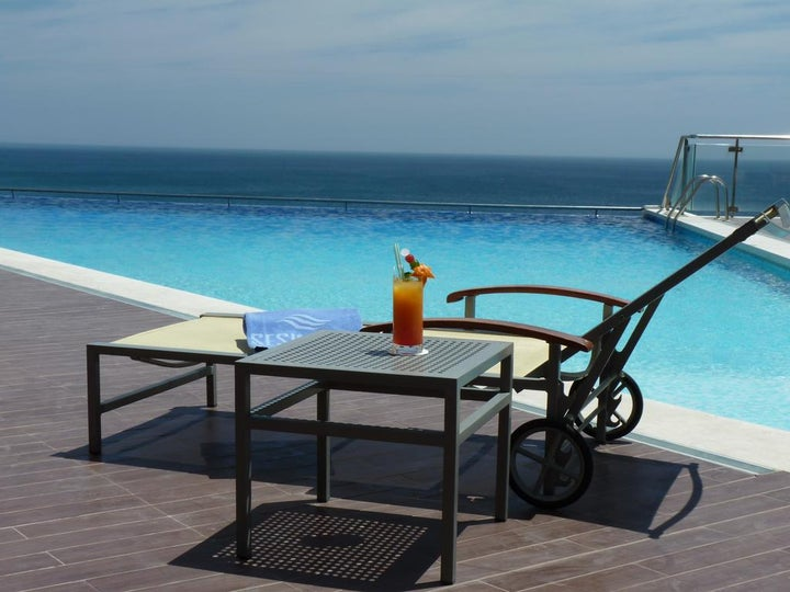 Sesimbra Hotel and Spa in Sesimbra, Costa Azul, Portugal