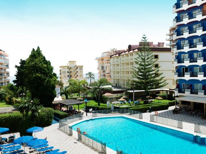 Monarque Cendrillon Hotel in Fuengirola, Costa del Sol, Spain